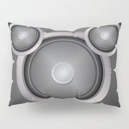 Loudspeaker Pillow Sham