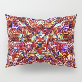 Divine Intention 3: Red Pillow Sham
