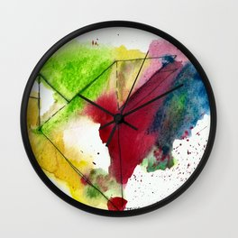Take Your Origami Skill and Make A Paper Dove Wall Clock