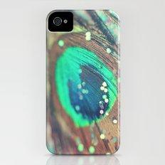 Peacock's Dream iPhone (4, 4s) Slim Case