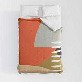 Warmer Days Comforters