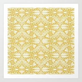 Lenox - Buttercream Art Print