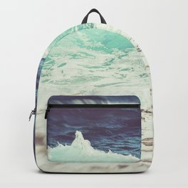 Photography Color Surfer Art Surf Decor San Diego California Surf Room Decor Backpack