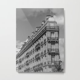 Paris architecture Metal Print