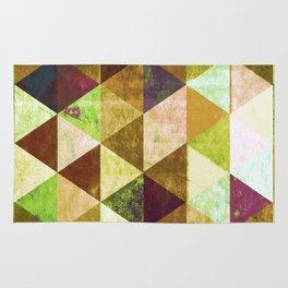 Abstract #825 Rug