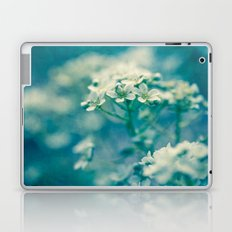 little blue and green Laptop & iPad Skin