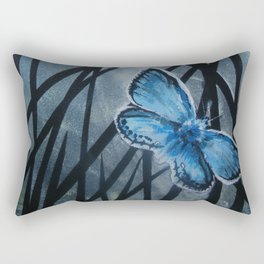 Westhay Butterfly 2 Rectangular Pillow