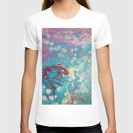 Nebula Lobster T-shirt