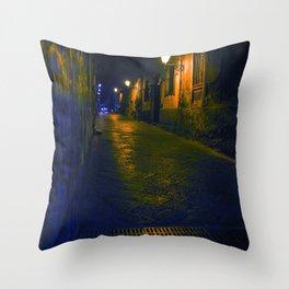 LA NOTTE DI CATANIA - Sicilia Bedda Throw Pillow