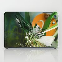 angel iPad Cases featuring Angel by Andre Villanueva