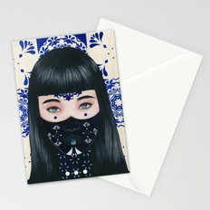 Tiles II Stationery Cards