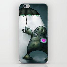 Heartbot iPhone Skin