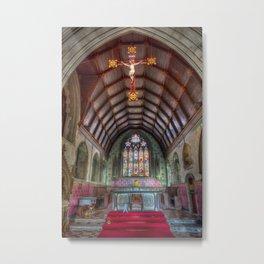 Church of St David's Metal Print
