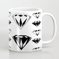 the great gatsby Mugs featuring Great Gatsby style by frenkelvic