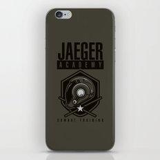 Jaeger Academy iPhone & iPod Skin