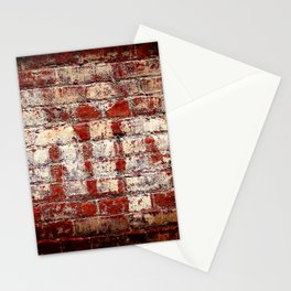 Chips Brick Wall In Ventura Stationery Cards