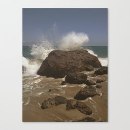 Rockwater Canvas Print