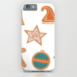 Holiday Sweets iPhone Case