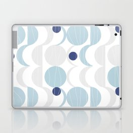 Blue Moon #society6 #decor Laptop & iPad Skin