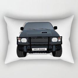 Off - Road Truck Rectangular Pillow