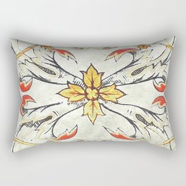 Medieval time Rectangular Pillow