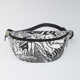 Yoga Bodies Fanny Pack