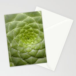 Aeonium Tabuliforme Stationery Cards