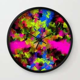 Flippery Wall Clock