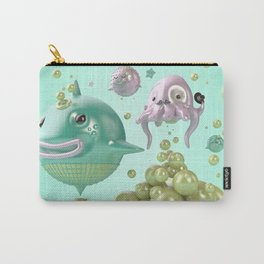 See Creatures!! Carry-All Pouch