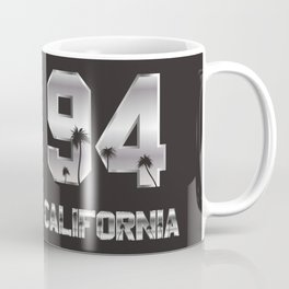 California 94 Coffee Mug