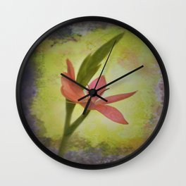 Those Sleepless Nights Wall Clock