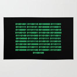 Binary – Get Laid Rug