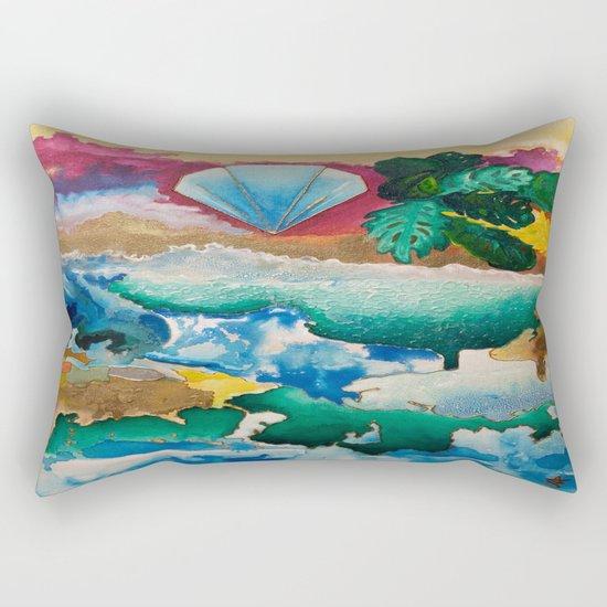 Creations of Light Reflections Rectangular Pillow