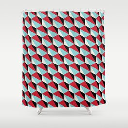 Grocery Shower Curtain
