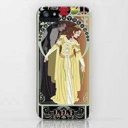 Lili Nouveau - Legend iPhone Case