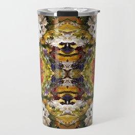 Beautiful Day (Mandala #85b) Travel Mug