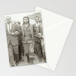Che Guevara, Fidel Castro and Revolutionaries Stationery Cards