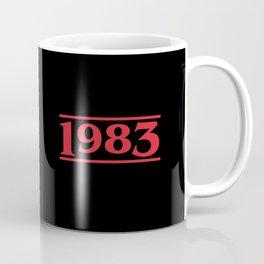 Strange 1983 Coffee Mug