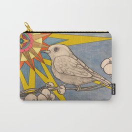sunbird Carry-All Pouch