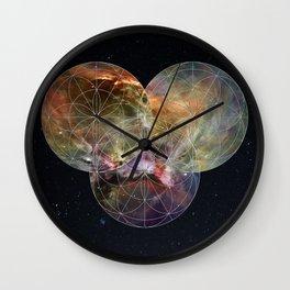 Orion's magic Wall Clock