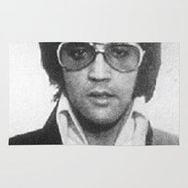 Elvis Presley Mug Shot Vertical Rug