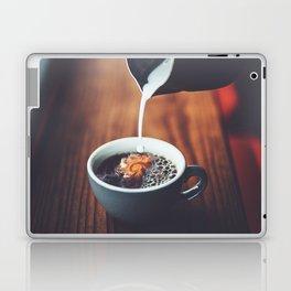 Dreams In My Coffee Laptop & iPad Skin