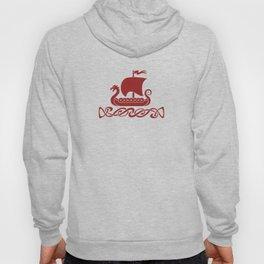 Dragon Boat - Red Hoody