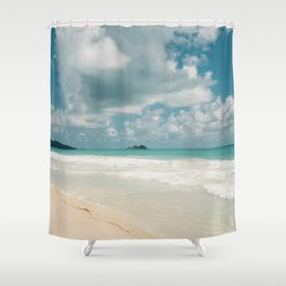 Oahu Hawaii VII Shower Curtain