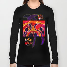 Labstract Long Sleeve T-shirt