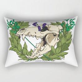 Death & Victory Rectangular Pillow