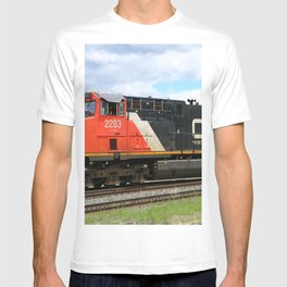 Canadian National Railway T-shirt
