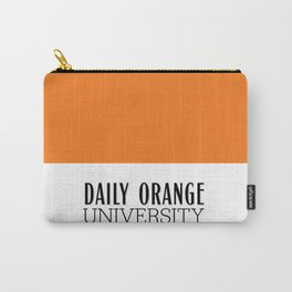 Daily Orange University Carry-All Pouch