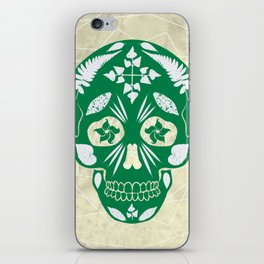 Face The Nature iPhone Skin