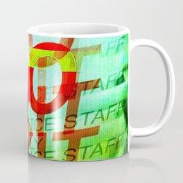 No Exit Coffee Mug
